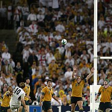 Voicing a victory: Commentators look back on the RWC 2003 final