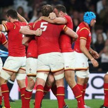 The Rugby Site - Gutsy Wales stun England - and their own coach