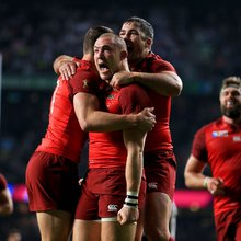 TheRugby Site - England relief in first up win over Fiji