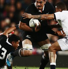 All Blacks ready for 'changed' England