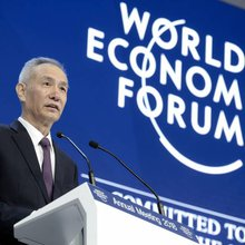 Experts at Davos open debate on redefining GDP   The Japan Times