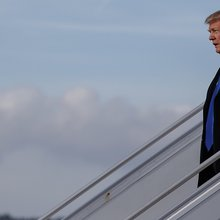 Trump takes 'America First' mantra to sceptical Davos elite