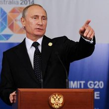 Putin yawns off Western baiting at testy G20