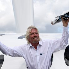Why Richard Branson Believes in the Value of Failure
