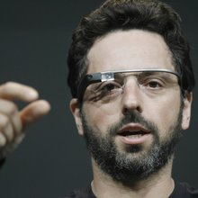 Discover introducing Google Glass app