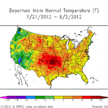 Hansen Study: Extreme Weather Tied to Climate Change | Climate Central