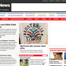 NT News | Breaking Darwin News & Northern Territory News Headlines | NTNews