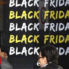 Black Friday sales bonanza set for record