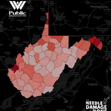 Data Viz: When Did West Virginia's Heroin Problem Begin? Which Counties Are Hurting the Most?