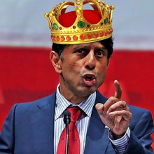 King of Corporate Handouts: How Governor Bobby Jindal Ransacked Louisiana