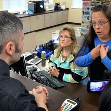 Kim Davis is a symbol of a past whose time is over