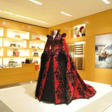 Louis Vuitton Tells Tale of Costumes