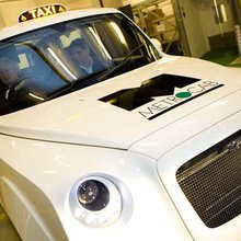 New London Taxicabs Range-Extended EV Proposal - HybridCars.com