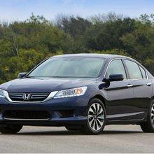 Honda Accord Hybrid A Hot Commodity - HybridCars.com