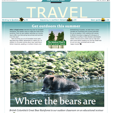 Travel: Where the bears are