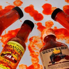 Feeling the burn and loving it: Maine-made hot sauces set fire to taste buds