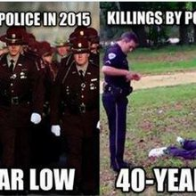 5 facts exposing the media's lies about police shootings