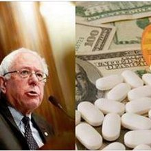 Sanders Goes to War Against Drug Companies as Wikileaks Reveals How TPP is a 'Death Sentence' for...