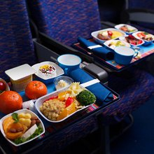 Top Trends in Airline Food