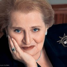Oh, what tales Madeleine Albright's pins can tell