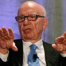 Rupert Murdoch's Twitter Account Has Made the Mogul a Figure of Fun