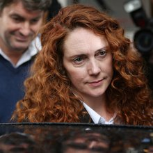 Rupert's Red Top: The Rise and Fall of Rebekah Brooks