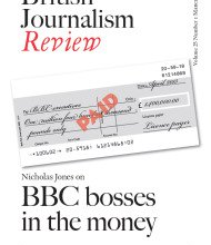 Hackgate in 140 characters, Peter Jukes - British Journalism Review, Vol. 25, No. 1, 2014