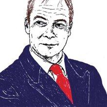 Nigel Farage, England's Foremost Anti-Establishment Politician