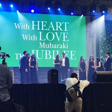 Northeast Jamat Celebrates the Diamond Jubilee Year
