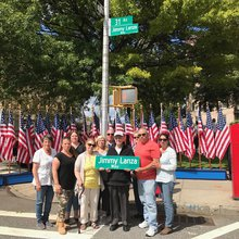 Vietnam War and 9/11 Hero Honored with Street Co-Naming - NY City Lens