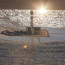PLANT OF THE YEAR: Ivanpah Solar Electric Generating System Earns POWER's Highest Honor