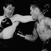 How Rocky Graziano Became Boxing's Greatest Muse