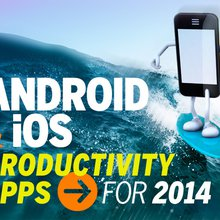 20 top Android and iOS productivity apps for 2014