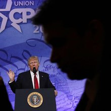 The right's role under Trump