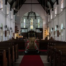 Spires and Crosses: The Malaysian Church That Could Be in the English Countryside
