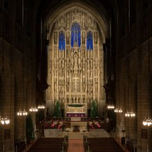 Hidden Away From the Hustle and Bustle of New York Is This Amazing Church