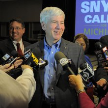 Snyder needed foot soldiers