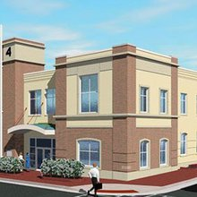 Temporary Fire Station To Be Constructed In Herndon