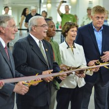 Wiehle-Reston East Opens for Metro Riders
