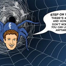 Zuckerberg: Come to me little media bugs....