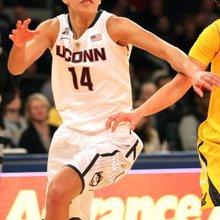 Former North Babylon star Bria Hartley excels for UConn