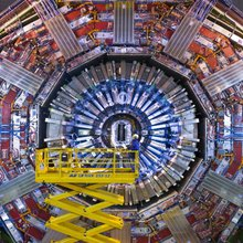 Large Hadron Collider: Touring the physics frontier