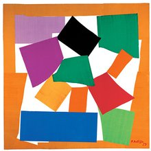 Matisse's Vivid Cut-outs: At Tate, MoMA