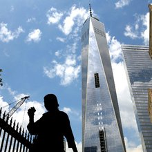 World Trade Center: New York schließt seine Wunde