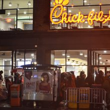 Who's a New Yorker? Chick-fil-A knows