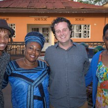 Founder Pairs Rwandan Micro-Entrepreneurs With Tourists
