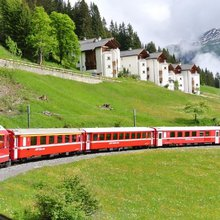 Swiss Bliss: Adventure, stunning vistas and engineering marvels