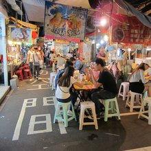 Three days feasting in Taipei