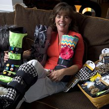 How A Broken Foot Inspired An Entrepreneur To Launch An Award-Winning B...