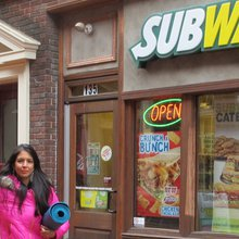 Subway agrees to end use of controversial chemical after food blogger Vani Hari's protest